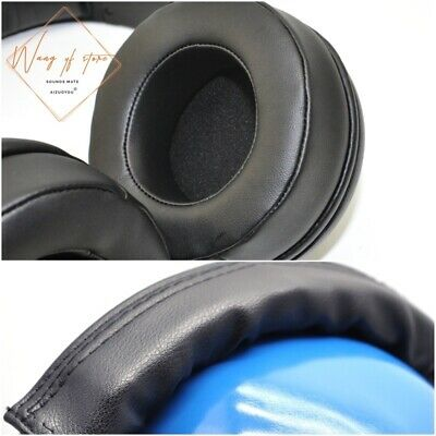 Thicker Ear Pads Top Headband Cushion For Pioneer HDJ 1000 1500 2000 Headphone • 8.43£