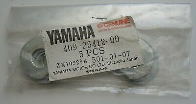 NOS YAMAHA TZ750A,B,C,D,E,F Rear Sprocket Bolt Lock Washer Plates, 409-25412-00  • 34.74£