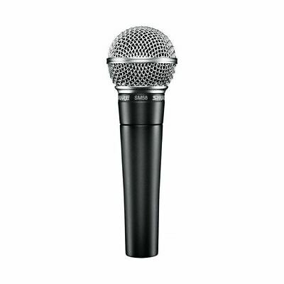 Shure SM58 Cardioid Handheld Dynamic Vocal Microphone • 76.09£