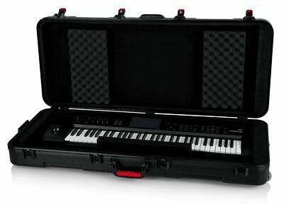 Gator TSA Series 61-Note Keyboard Case W/ Wheels • 251.09£
