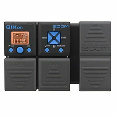 Zoom G1Xon Multi-effects Pedal With Expression Pedal 105 Effects Up To 5 At Once • 63.48£