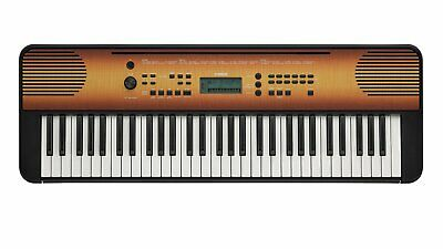 Yamaha 61-Key Portable Keyboard - PSR-E360 Maple • 192.49£