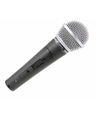 Shure SM58S Vocal Microphone With On/Off Switch • 75.25£
