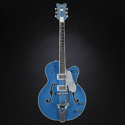 New Gretsch G6136T-59 Limited Edition Falcon With Bigsby Lake Placid Blue Guitar • 3,727.75£