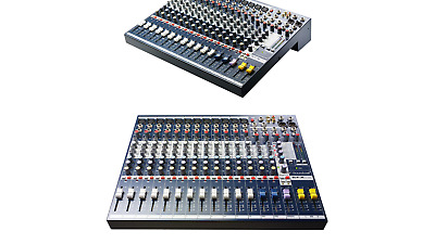 Soundcraft Mixer - Unpowered, 12 + 2 Channel (EFX12) • 538.86£