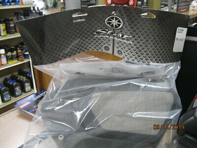 Yamaha Bolt Air Cleaner Cover Silver Mesh  • 111.17£