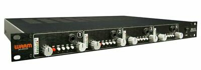 Warm Audio Four Channel Microphone Preamp - WA-412 • 930.18£