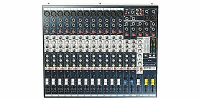New Soundcraft Efx12 Mixer With Effect Versatile Compact 12-channel Audio Mixer • 623.54£