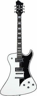 Hagstrom Fantomen Electric Guitar - Gloss White - FANT-WHT • 786.64£