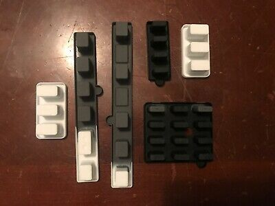 Yamaha PSR EW300 Keyboard Complete Set Replacement Rubber Buttons • 34.09£