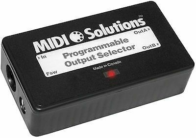 Midi Solutions- Programmable Output Selector • 96.81£