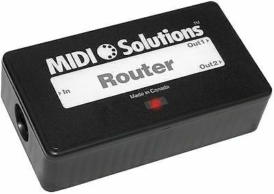 Midi Solutions- Router • 102.11£