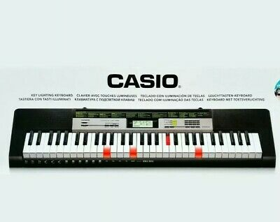 Casio LK-135Lighted Keyboard With Application  -includes Stand (CT03) • 63.16£