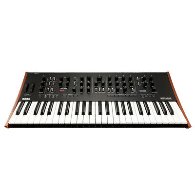 Korg Prologue 49 Polyphonic Analogue Synthesizer, Arpeggiator, Dual Effects • 778.72£