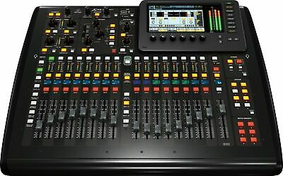 BEHRINGER X32 COMPACT 40-Input 25-Bus Digital Mixing Console Brand New • 1,368.29£