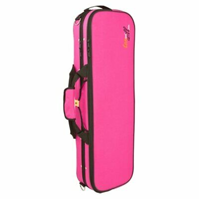 Pink Tom & Will 4/4 size violin case