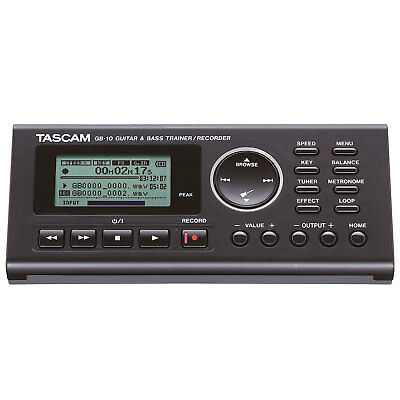 Tascam GB-10 Trainer Recorder For Guitar And Bass • 148.13£