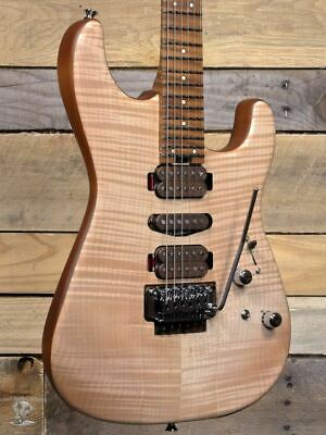 Charvel Guthrie Govan Signature HSH Flame Maple Electric Guitar Natural W/ Case • 2,511.31£