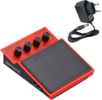 Roland SPD One Wav Percussion Pad For Samples + Keepdrum Power Supply 9V • 248.56£
