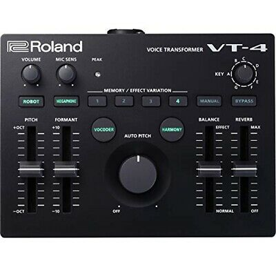 Roland VT-4 VT 4 Voice Transformer AIRA Effect Processor Make Sound Tool DJ • 282.01£