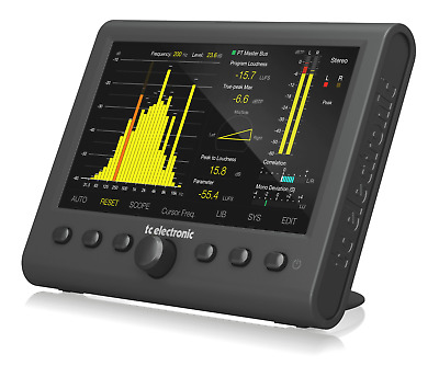 TC Electronic Clarity M Stereo Loudness Meter-New-Free US Ship*-prosounduniverse • 291.60£