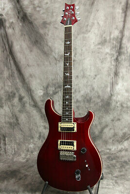 New PRS SE Standard 24 Vintage Cherry (VC) Electric Guitar From Japan • 549.35£