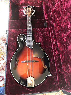 Gold Tone Mandolin GM-70 Plus - Gold Plated - Mint Condition • 613.40£