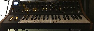 Moog Subsequent 37 USB MIDI Analog Mono Duo Synth Synthesizer *MINT* • 1,131.60£