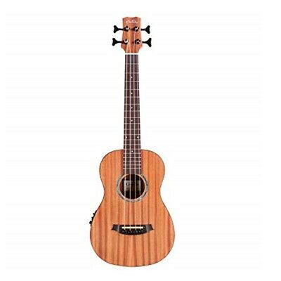 Cordoba Mini II Bass MH-E - Acoustic / Electric Natural Mahogany With Bag • 294.95£