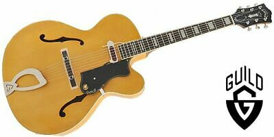 NEW Guild Newark St. Collection A-150 Savoy Hollow Body Electric Guitar • 1,150.51£