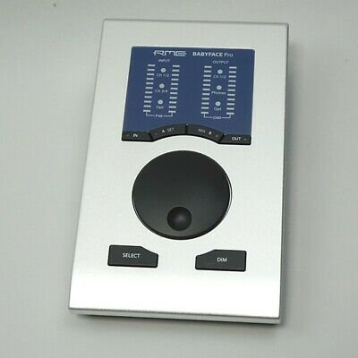 RME Babyface Pro Audio Interface AC100V Good Condition F/Shipping (d495 • 934.54£