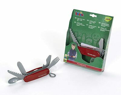 Toy Swiss Army Knife With 6 Tools By Theo Klein Licensed Victorinox Product 2805 • 10.99£