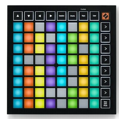 Novation Launchpad Mini Mk3 Grid Controller For Ableton Live USB MIDI Controller • 91.75£