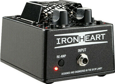 Laney Ironheart Tube Pre-Amp With USB IRT-PULSE • 285.50£