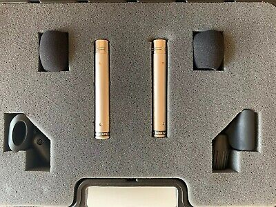 Rode NT5 1/2  Cardioid Condenser Microphones - Matched Pair • 210£
