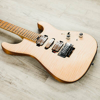 Charvel Guthrie Govan Electric Guitar Caramelized Flame Maple HSH Natural + Case • 2,671.19£