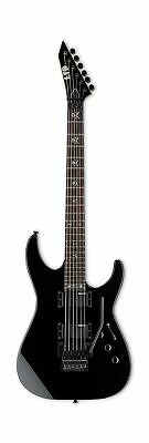 ESP LTD KH-202 Signature Series Kirk Hammett Electric Guitar, Black • 497.37£