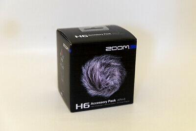 Zoom APH-6 H6 Official Accessory Pack • 37.99£