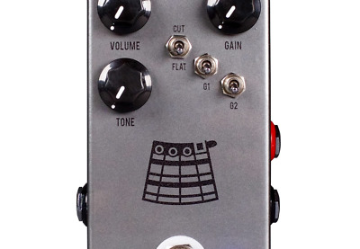 JHS The Kilt V2 Overdrive And Fuzz Guitar Effects Pedal • 201.62£