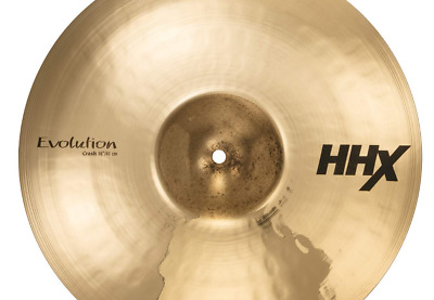 Sabian HHX 16  Evolution Crash Cymbal, Brilliant Finish • 275.84£