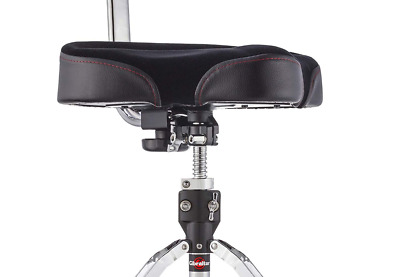 Gibraltar 9608MB Bike Seat Style Large Cordura Drum Throne With Backrest • 160.40£