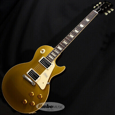 Gibson Custom Shop Order 54 Les Paul Gold Top W/2 Humbuckers VOS (Double Gold) • 5,167.84£