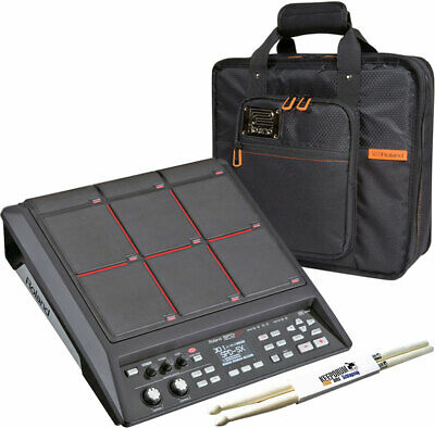 Roland Spd-Sx Sampling-Pad+Carry Bag+Keepdrum Drumsticks 1 Pair • 724.94£