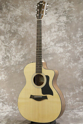 New Taylor 114ce-Walnut ES2 Natural Acoustic Guitar From Japan • 1,174.08£