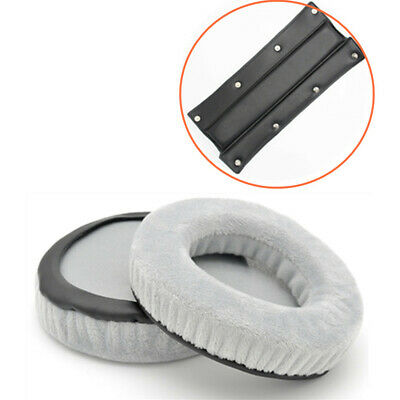 Replacement Earpads Headband Cushion For Superlux HD660 HD330 HD669 Headphones • 9.99£