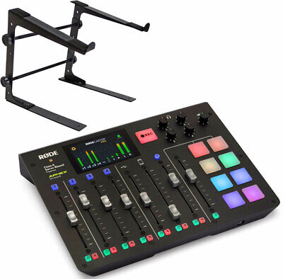 Rode Rodecaster Pro All-in-One Podcast Station + Keepdrum Laptop • 592.03£