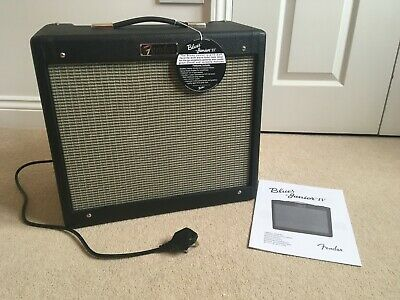 Fender Blues Junior IV (Only 9 Months Old And Used Only Twice) • 489.99£