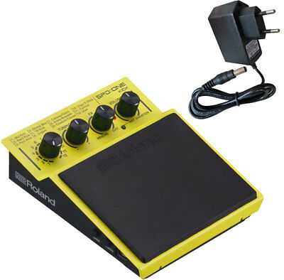 Roland SPD One Kick Percussion Pad With 22 Sounds + Keepdrum Power Supply 9V • 215.53£