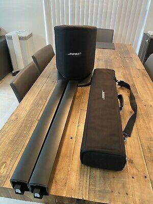 Bose L1 Compact Portable Line Array PA Speaker System • 355.42£