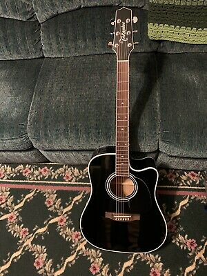 Takamine EF341SC 6 String Acoustic Electric Guitar • 790.41£